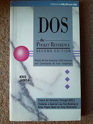 9780078817205: DOS: The Pocket Reference