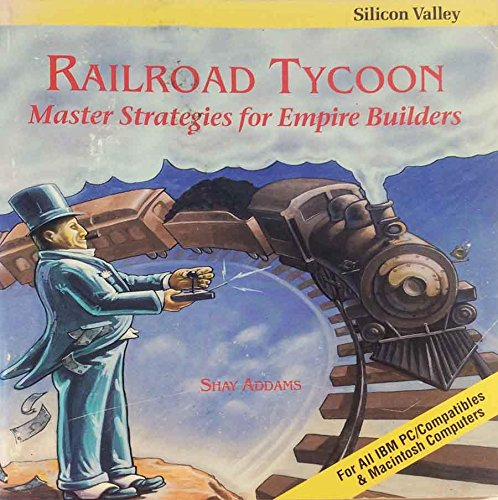 9780078817281: Railroad Tycoon: Master Strategies for Empire Builders