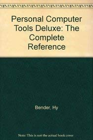 PC Tools: The Complete Reference 9780078817489 Bender is back with a revised and expanded edition of his PC Tools Deluxe: The Complete Reference, now updated to cover the latest version of PC Tools. This handy reference is filled with hundreds of illustrations and examples to quickly give you the information you need to better use this popular utility program for the IBM PC and compatibles.