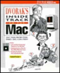 9780078817571: Dvorak's Inside Track to the Mac/Book and Disk