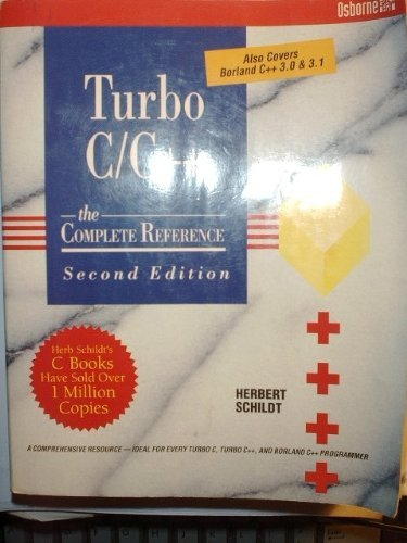 9780078817762: Turbo C/C++: The Complete Reference