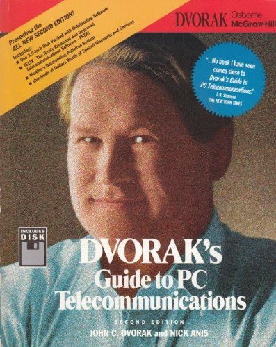 9780078817878: Dvorak's Guide to PC Telecommunications