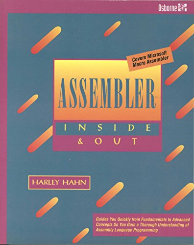 9780078818424: Assembler Inside & Out