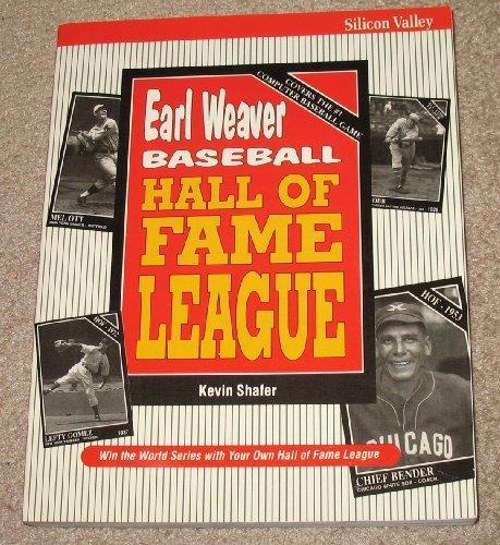9780078818448: Earl Weaver Baseball Hall of Fame League
