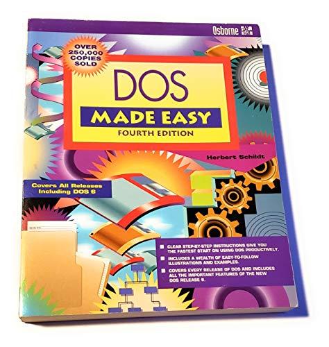 9780078818967: DOS Made Easy