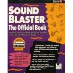 9780078819070: Sound Blaster: The Official Book/Book and Disk