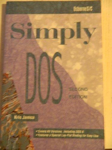 9780078819148: Simply DOS