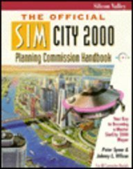 9780078819506: The Official Simcity 2000 Planning Commission Handbook