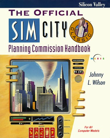 9780078819988: Official SimCity Classic Planning Commission Handbook
