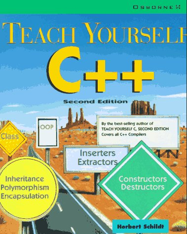 9780078820250: Teach Yourself C++