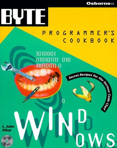 9780078820373: Byte's Windows Programmer's Cookbook (BYTE's Programmer's Cookbook)