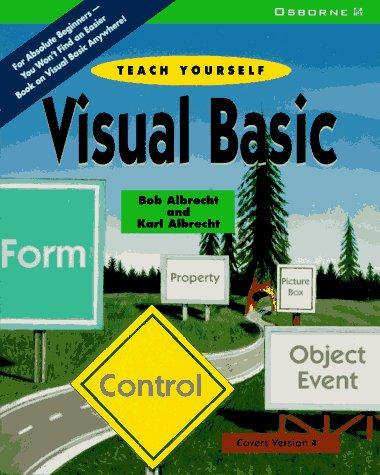 9780078820786: Teach Yourself Visual Basic: version 4