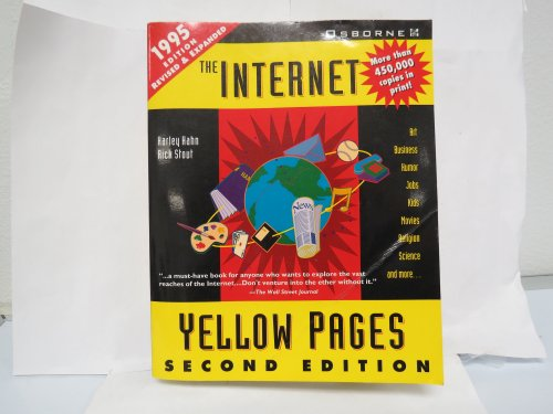 9780078820984: Internet Golden Directory (Harley Hahn's Internet and Web Yellow Pages)