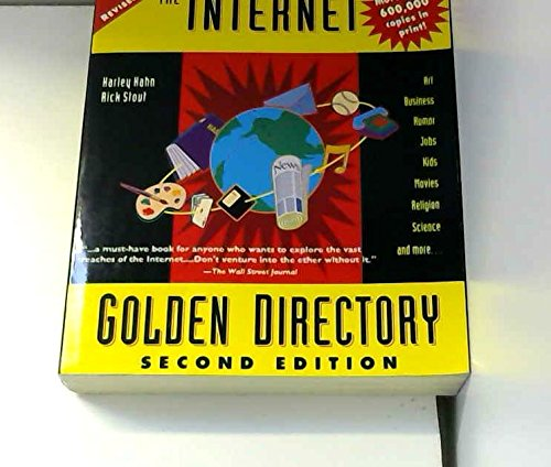 9780078821073: Internet Golden Directory