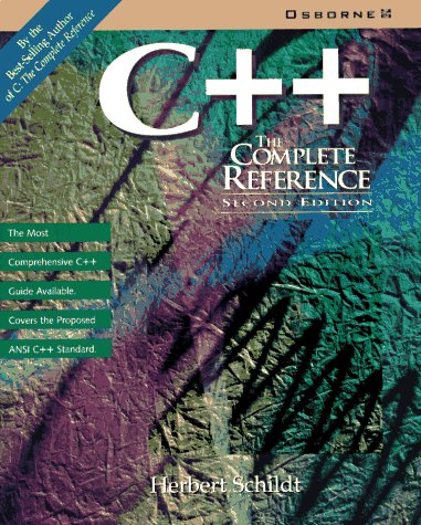 9780078821233: C++: The Complete Reference (Complete Reference Series)