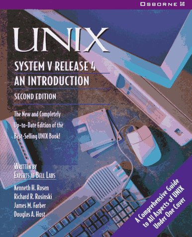 9780078821301: UNIX System V Release 4: An Introduction