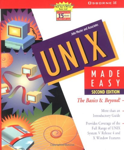 9780078821738: UNIX Made Easy: The Basics & Beyond!