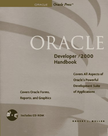 9780078821806: Oracle Developer/2000 Handbook