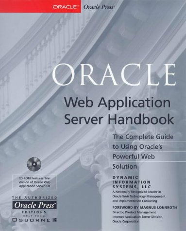 9780078822155: Oracle Web Application Server Handbook (Oracle Series)