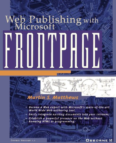 9780078822247: Web Publishing With Microsoft Frontpage