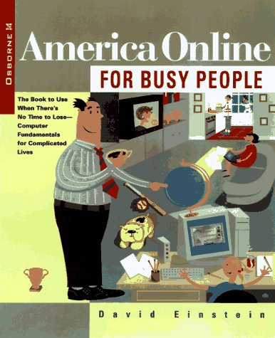 9780078822391: America Online for Busy People