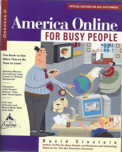 9780078822957: America Online for Busy People: Special Edition for Aol Customers