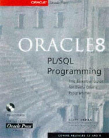 9780078823053: Oracle8 PL/SQL Programming
