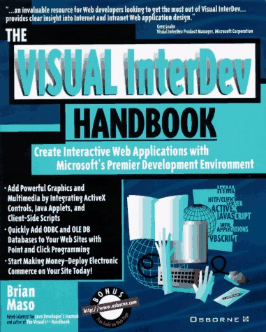 9780078823305: The Visual Interdev Handbook