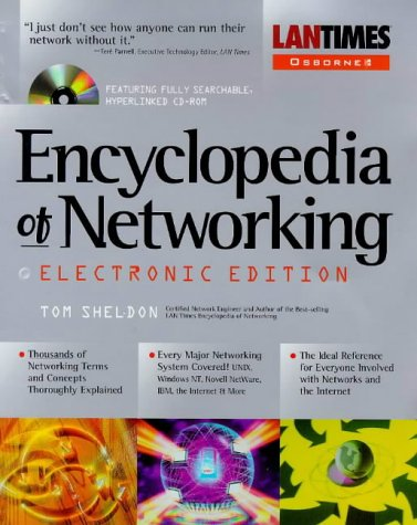 9780078823336: Encyclopedia of Networking, Electronic Edition