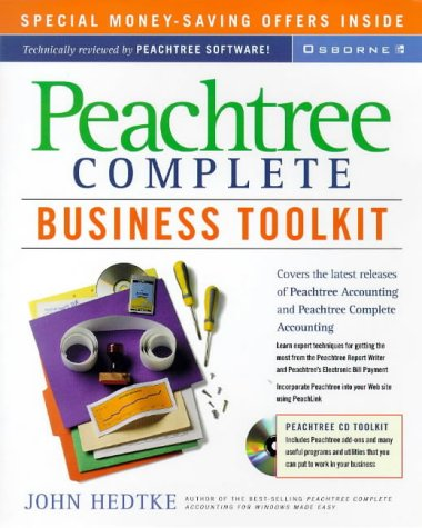9780078823732: Peachtree Complete Business Toolkit