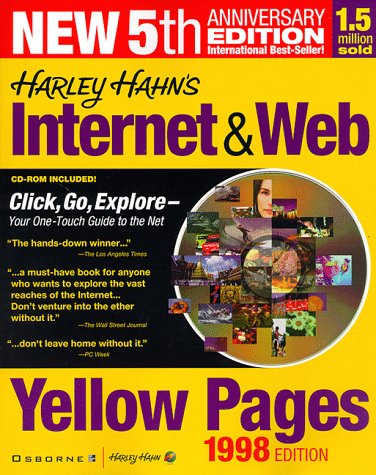 9780078823879: Harley Hahn's Internet & Web Yellow Pages: 1998 (5th ed)