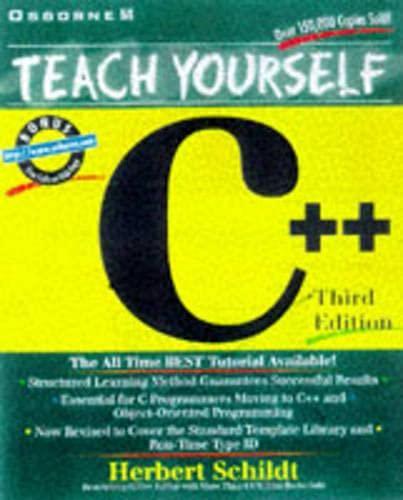 9780078823923: Teach Yourself C++ (Teach Yourself (McGraw-Hill))