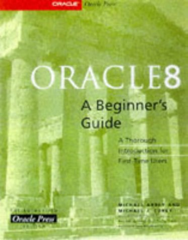 9780078823930: Oracle8: A Beginner's Guide