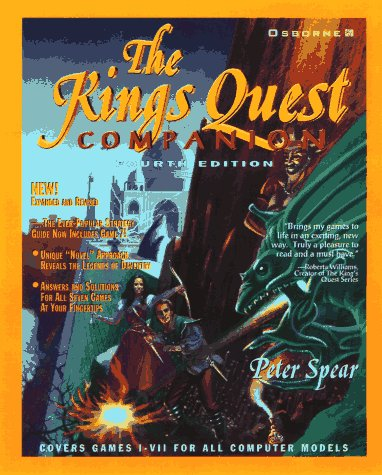 9780078824012: The King's Quest Companion, 4th Edition (Covers Games I-VII)