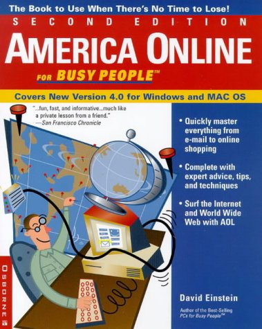 9780078824029: America Online for Busy People
