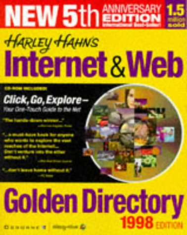 9780078824210: Harley Hahn's Internet and Web Golden Directory