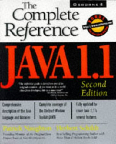 9780078824364: Java 1.1: The Complete Reference