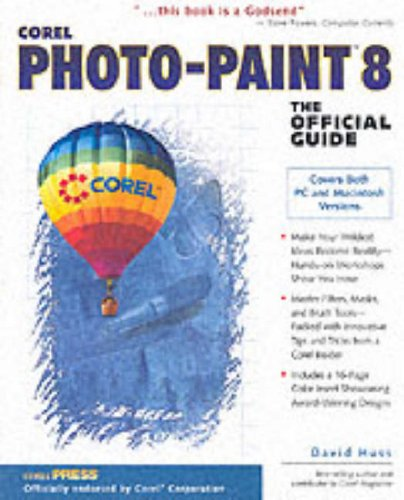 9780078824456: Corel Photo-Paint 8: The Official Guide