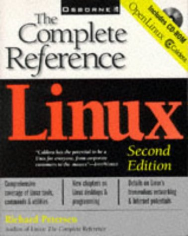 9780078824616: Linux: The Complete Reference