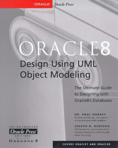 9780078824746: Oracle8 Design Using Uml Object Modeling