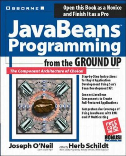 9780078824777: JavaBeans from the Ground Up