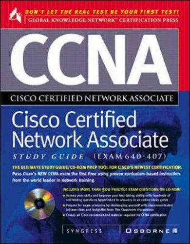 9780078824876: CCNA Cisco Certified Network Associate Study Guide