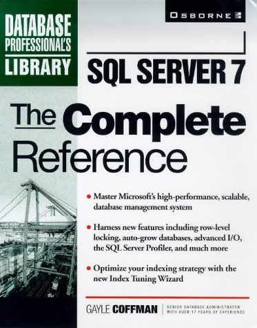 9780078824944: SQL Server The Complete Reference