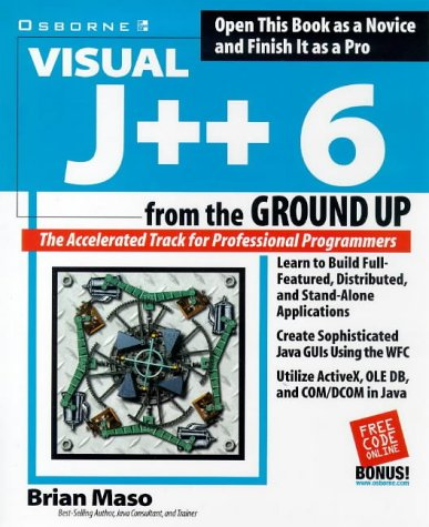 9780078825057: Visual J++ 6 from the Ground Up