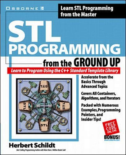 9780078825071: STL Programming from the Ground Up