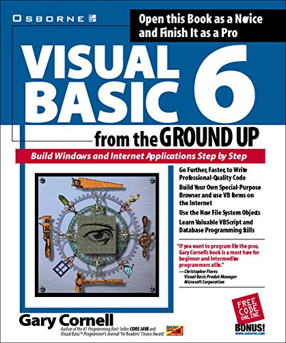 9780078825088: Visual Basic 6 from the Ground Up