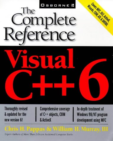 9780078825101: Visual C++ 6: The Complete Reference