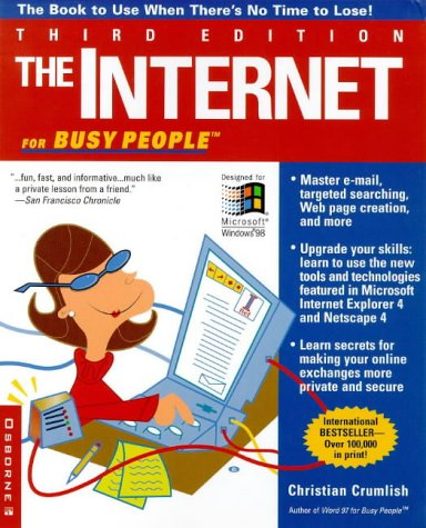 9780078825262: The Internet for Busy People