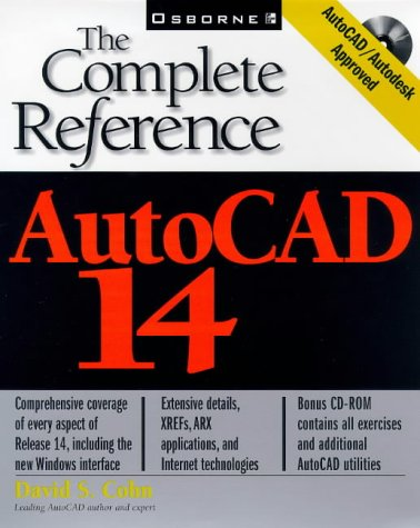 9780078825309: AutoCAD 14: The Complete Reference