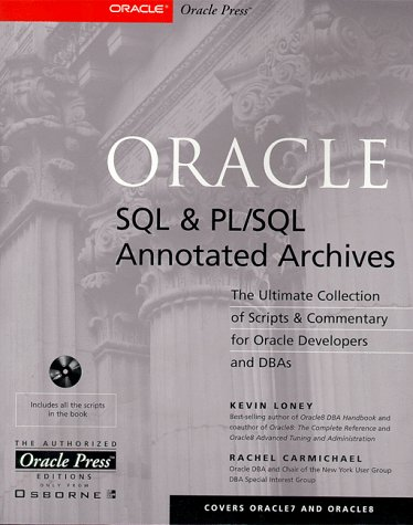 9780078825361: Oracle SQL & PL/SQL Annotated Archives